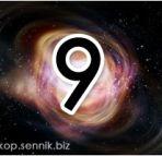 Dziewiątka - horoskop numerologiczny roczny