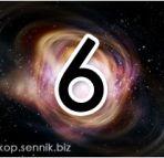 Szóstka - horoskop numerologiczny