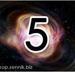 Piątka - horoskop numerologiczny roczny