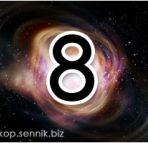 Ósemka - horoskop numerologiczny roczny