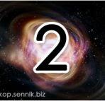 Dwójka - horoskop numerologiczny
