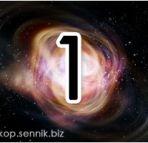 Jedynka - horoskop numerologiczny