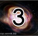 Trójka - horoskop numerologiczny