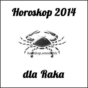 Horoskop roczny dla Raka