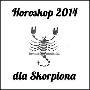 Horoskop roczny dla Skorpiona